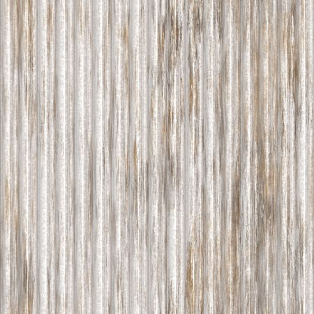 Corrugated metal ridged surface with corrosion seamless texture Stock Photo - 6474084