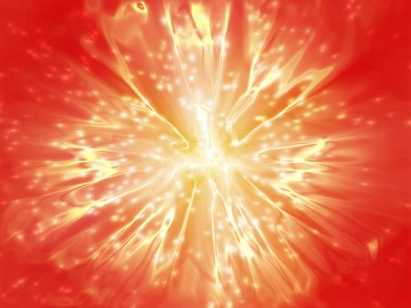 sparkly: Glowing sparkly magical glowing energy abstract wallpaper Stock Photo
