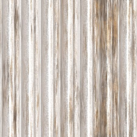 Corrugated metal ridged surface with corrosion seamless texture  Stock Photo - 6527878