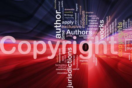 authorship: Flag of Haiti, national country symbol illustration wavy fabric national copyright law Stock Photo