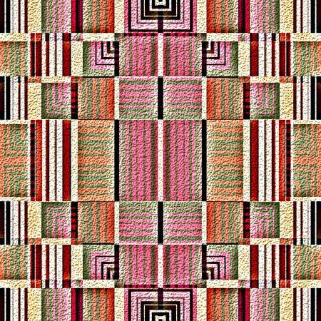 indio americano: Fondo de dise�o nativo americano patr�n tradicional de tribales decorativos