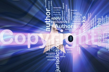 authorship: Flag of Somalia, national country symbol illustration wavy fabric national copyright law