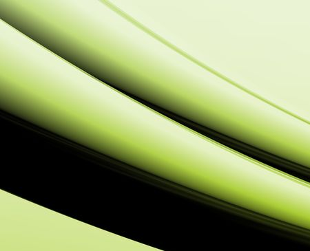 arcs: Abstract wallpaper background illustration of smooth flowing colors