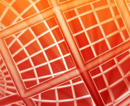 wireframe globe: Abstract globe grid wireframe sphere illustration background