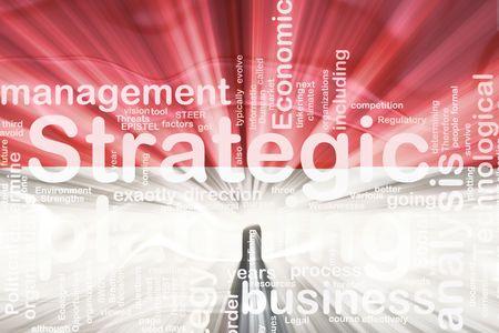 Flag of Monaco, national country symbol illustration wavy business strategic planning illustration