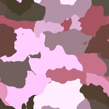 camouflage pattern: Camouflage pattern di sfondo trama sfondo astratto illustrazione