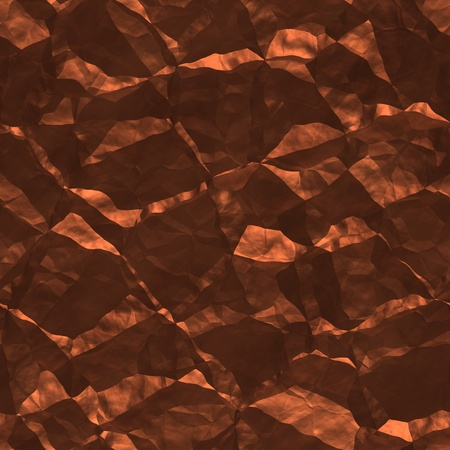 ore: Crystalline mineral and metal ore deposits seamless background texture