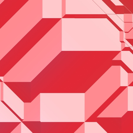 Angled geometric 3d etched shapes background abstract illustration illustration