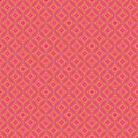 Colorful retro patterns geometric design vintage wallpaper seamless background photo