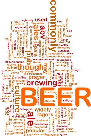 hops: Background concept illustration of beer alcohol beverage