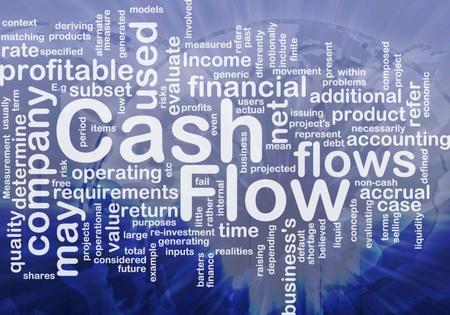 global problem: Ilustraci�n de wordcloud concepto de fondo de efectivo flujo internacional