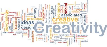 social history: Background concept illustration Creativity creative mental Stock Photo