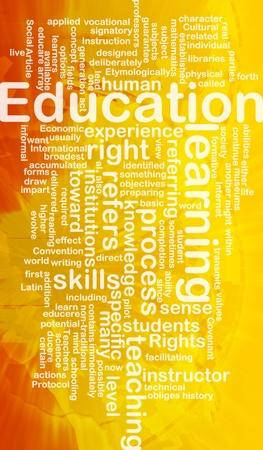 derechos humanos: Wordcloud concepto de fondo la ilustraci�n de la educaci�n internacional