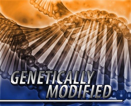 alteration: Abstract background digital collage concept illustration genetically modified genetics Stock Photo