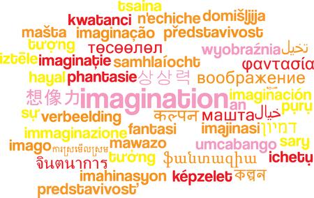 assume: Background concept wordcloud multilanguage international many language illustration of imigination Stock Photo