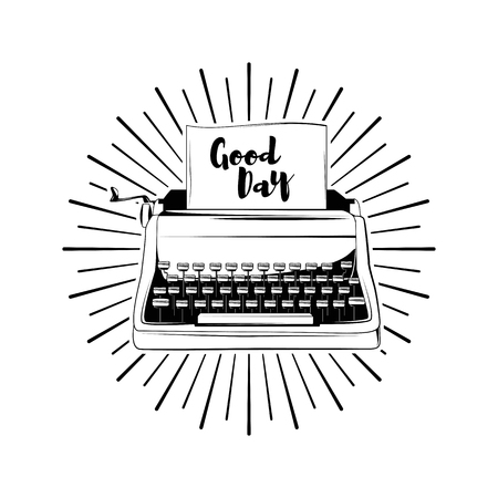 Typewriter Font Stock Photos And Images - 123RF