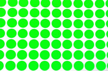 Verde peque�a circulares parachoques. Dispara sobre fondo blanco. Centrarse en la distancia se cierra. Se puede utilizar para trabajos de oficina y escolares.