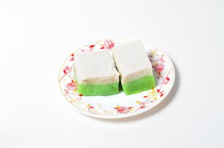 Malaysian Traditional Confectionery called Pulut Seri Kaya