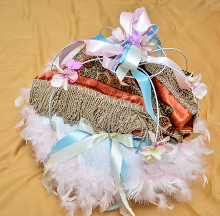 Malay Wedding Present Give By Exchanging The Present Between Bride To Groom This Is A