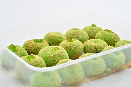 Malaysian Confectionery Stock Photo
