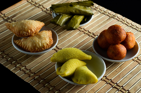 Malaysian confectionery or dessert. The traditional menu of Malaysian people and famous during Ramadhan for Iftar or during the morning as breakfast.