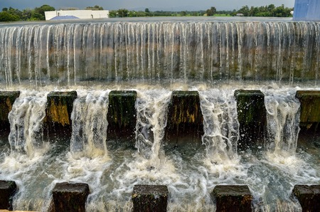 Drinking water treatment plant : Aeration Process