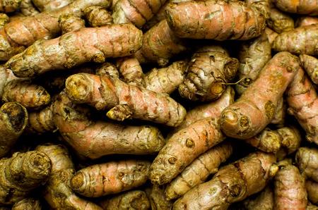 curcumin: Group of Turmeric roots