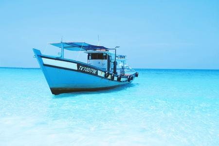 Perhentian Island shore