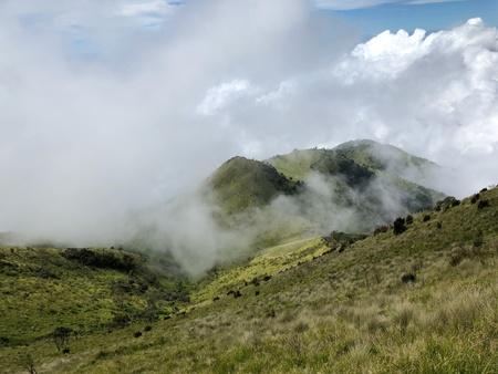 Mount Merapi scenery