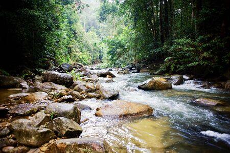 Sungai Chilling Kuala Kubu Baru trails