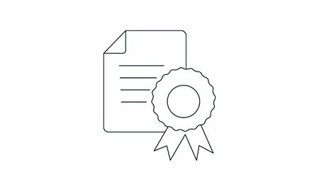 Document, file, legal, legal document, letter icon.Illustration isolated for graphic and web design. Çizim
