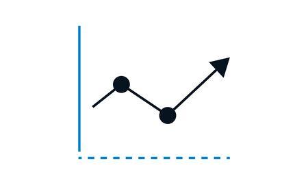 Analysis icon concept - Vector illustration. 일러스트