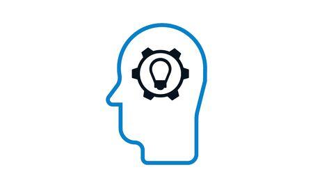 Creativity vector icon - vector illustration Stock fotó - 133233218