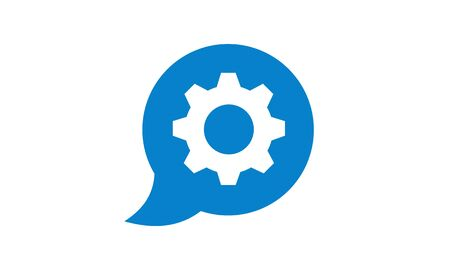 Technical support icon vector illustration