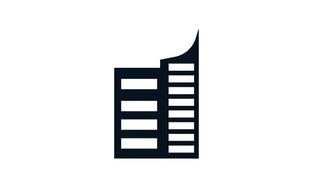Office Building icon vector illustration.