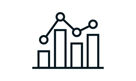 SEO ranking icon. Simple element illustration. Seo ranking concept symbol design. Can be used for web and mobile. Illustration