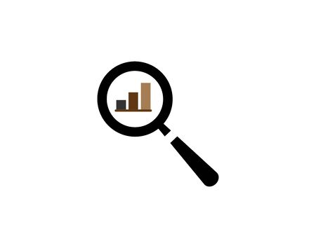 Analysis icon vector image