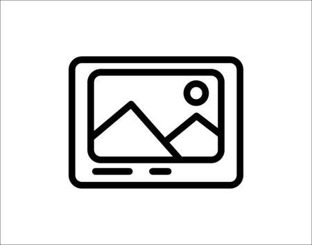 image placeholder vector icon.