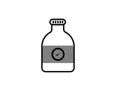 Best pils icon vector. pils vector design. sign design. flat style - vector