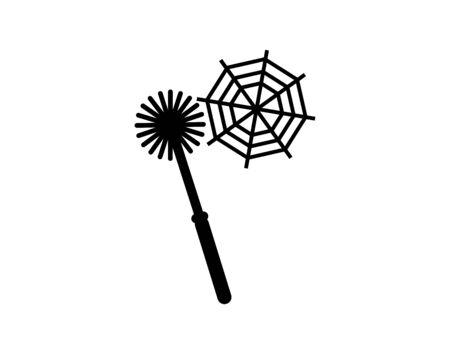 Dust remove brush icon