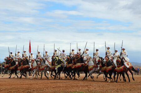 Moroccan taborida festival