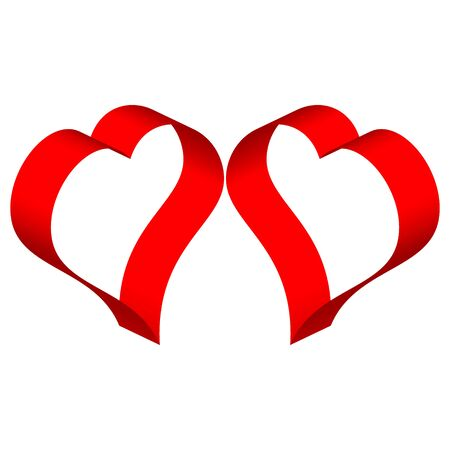 Valentine's day, love. Heart with the inscription.