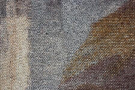 Multicolored beautiful fabric background. Reminiscent of antiques. Archivio Fotografico
