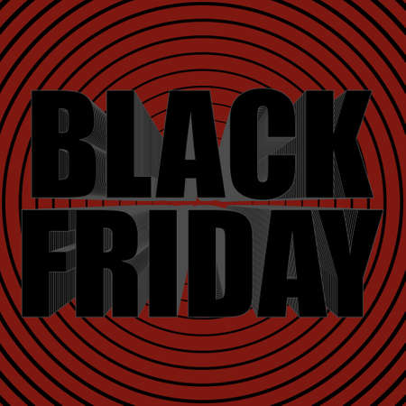 BLACK FRIDAY. BIG SALE. FOR ALL DISCOUNTS. Vettoriali