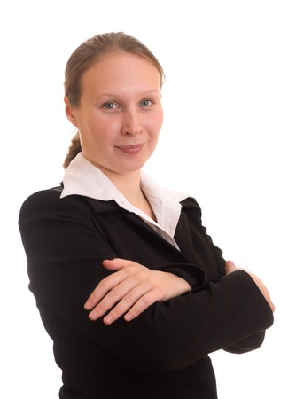 Business woman Stock Photo - 8044983