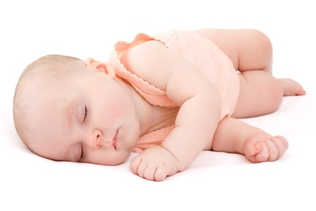 Baby sleeps Stock Photo - 8890594