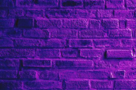 Proton purple background of cement Banque d'images - 134871079