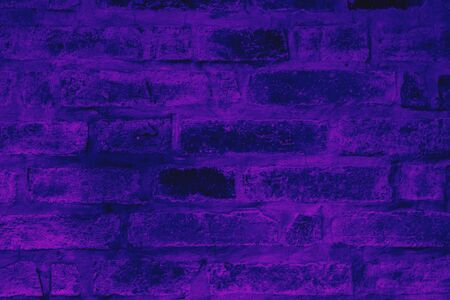 Proton purple background of cement Banque d'images - 134871080