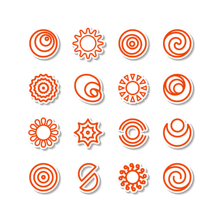 miscellaneous: Set - miscellaneous icons. A vector.