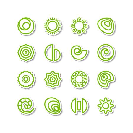 miscellaneous: Set - miscellaneous icons. A vector.